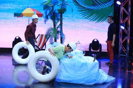 Viet Huong - Tran Thanh 'dan mat' nguoi choi game show - Anh 11