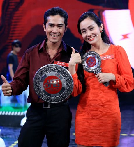Viet Huong - Tran Thanh 'dan mat' nguoi choi game show - Anh 12