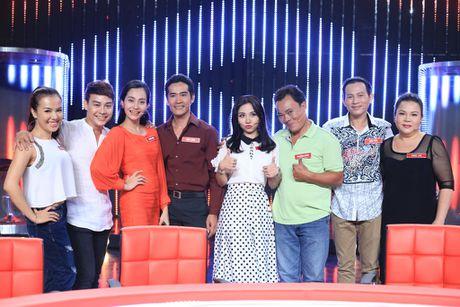 Viet Huong - Tran Thanh 'dan mat' nguoi choi game show - Anh 1