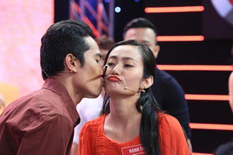 Viet Huong - Tran Thanh 'dan mat' nguoi choi game show - Anh 2