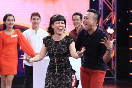 Viet Huong - Tran Thanh 'dan mat' nguoi choi game show - Anh 5