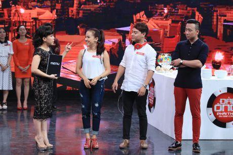 Viet Huong - Tran Thanh 'dan mat' nguoi choi game show - Anh 6