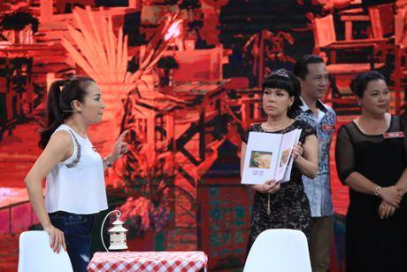 Viet Huong - Tran Thanh 'dan mat' nguoi choi game show - Anh 7