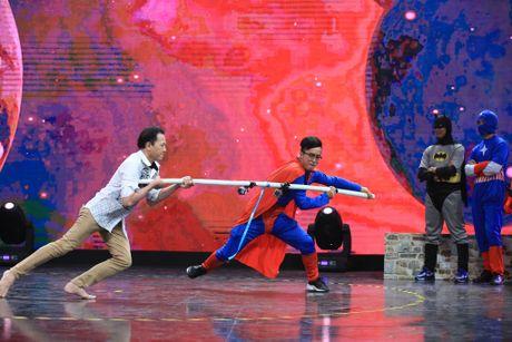 Viet Huong - Tran Thanh 'dan mat' nguoi choi game show - Anh 8