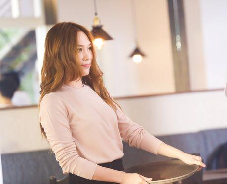 My Tam viet tiep chuyen tinh voi Luong The Thanh trong MV - Anh 1
