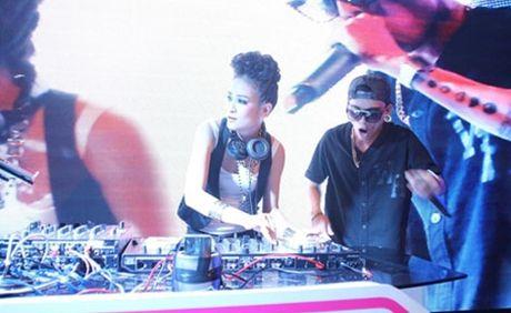 Phia sau con sot DJ - Anh 1