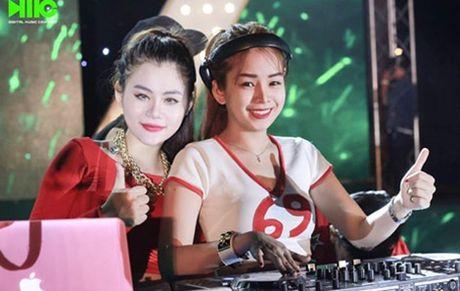 Phia sau con sot DJ - Anh 2