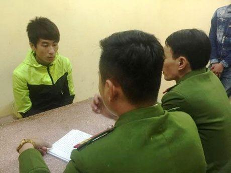 Bat o nhom cuop giat tren QL1A qua Thanh Hoa - Anh 1