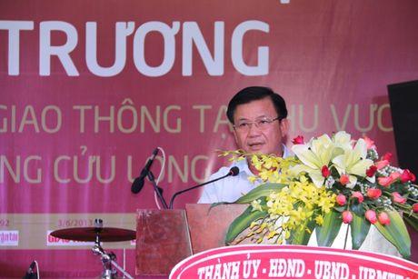 Khai truong Van phong dai dien Bao Giao thong tai DBSCL - Anh 2