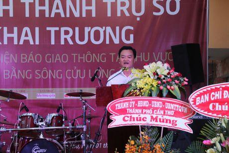 Khai truong Van phong dai dien Bao Giao thong tai DBSCL - Anh 3