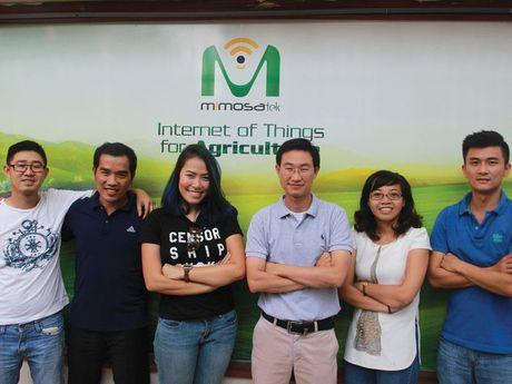 CEO MimosaTek Nguyen Khac Minh Tri: Moi su hao nhoang chi la cai vo - Anh 1