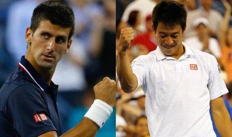 Nishikori gap Djokovic o Chung ket Miami Open 2016 - Anh 1