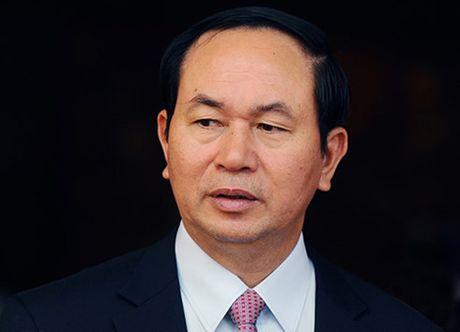 Hom nay, Quoc hoi bau Chu tich nuoc thay ong Truong Tan Sang - Anh 1