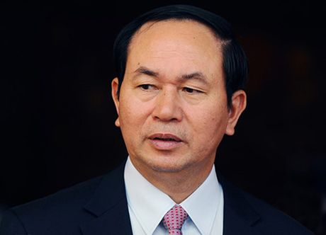 Quoc hoi bau ong Tran Dai Quang giu chuc vu Chu tich nuoc - Anh 1