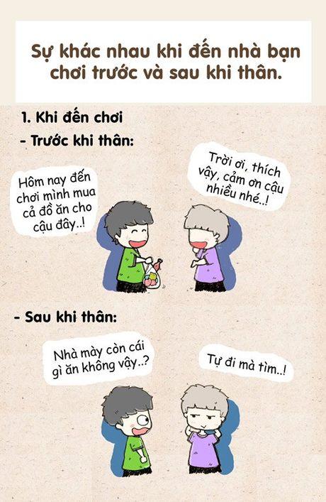 Su khac biet giua ban chua than va ban than - Anh 1