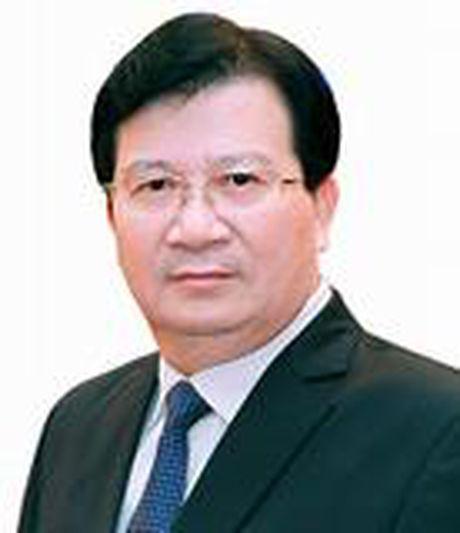 Phan cong cong tac cua Thu tuong va cac Pho Thu tuong Chinh phu - Anh 7