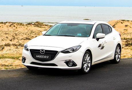 Mazda 3 dat hang mac 'loi ca vang' - Anh 1