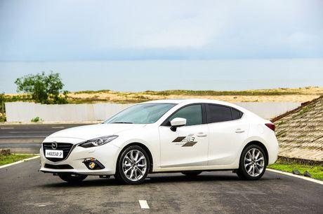 Mazda 3 dat hang mac 'loi ca vang' - Anh 3