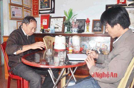 Nhieu 'nhan vien' sap bay Thien Ngoc Minh Uy o TX. Thai Hoa - Anh 2