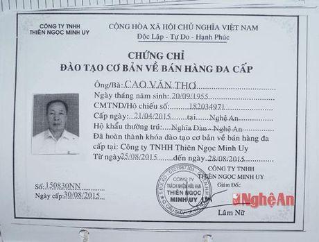 Nhieu 'nhan vien' sap bay Thien Ngoc Minh Uy o TX. Thai Hoa - Anh 3