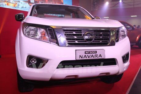 Ngam nghia chi tiet Nissan NP300 Navara EL vua ra mat - Anh 1