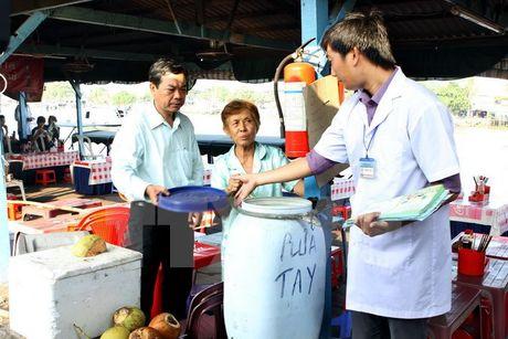 TP Ho Chi Minh trien khai hanh dong phong chong virus Zika - Anh 1