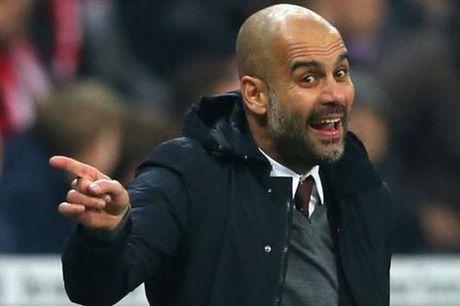 Pep Guardiola 'da deu' Ronaldo sau khi Bayern vao ban ket - Anh 2