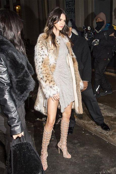 Bo suu tap giay day buoc tuyet dep cua Kendall Jenner - Anh 3