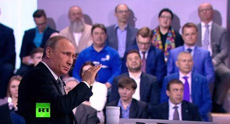 Tong thong Putin bat mi ve suc manh 'dang gom' cua quan doi Syria - Anh 1