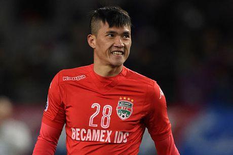 DIEM TIN TOI (14.4): Lo 'ben moi' cua Mourinho, Cong Vinh roi B.Binh Duong? - Anh 1