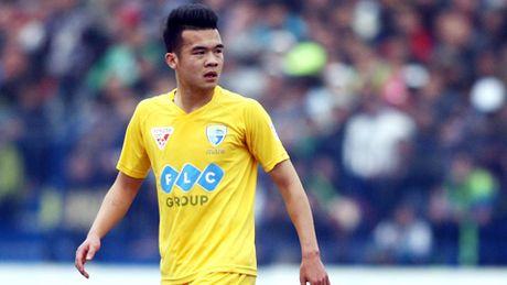 Hoang Thinh cua FLC Thanh Hoa duoc vinh danh - Anh 1