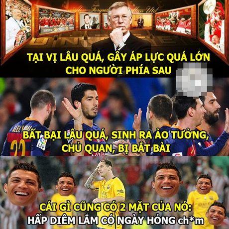 """Anh che: """"Gia quyen"""" Barca dang tin tim dong doi Messi; Cau be Rashford cuu ghe Van Gaal - Anh 7"""