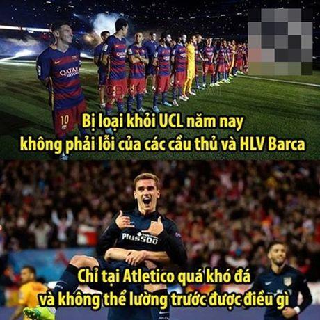 """Anh che: """"Gia quyen"""" Barca dang tin tim dong doi Messi; Cau be Rashford cuu ghe Van Gaal - Anh 8"""