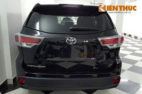 Toyota Highlander 2016 gia hon 2 ty dong tai Ha Noi - Anh 4