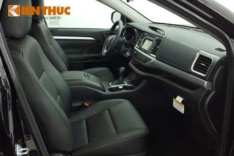 Toyota Highlander 2016 gia hon 2 ty dong tai Ha Noi - Anh 6