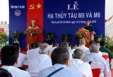 Viet Nam ha thuy hai tau ten lua hien dai - Anh 1