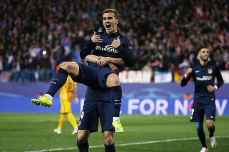 Hoang tu Griezmann phe ngoi vuong Barcelona - Anh 1