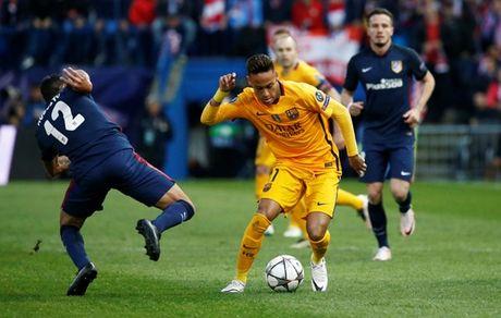 Barcelona bi Atletico Madrid da vang khoi Champions League - Anh 1