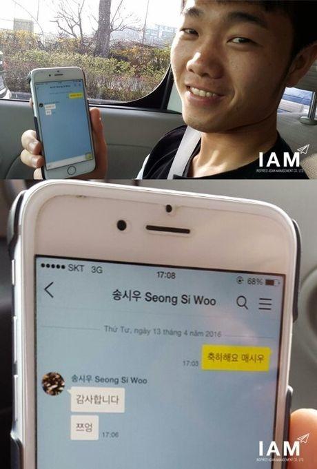 Xuan Truong day nhanh tien do hoc tieng Han - Anh 1