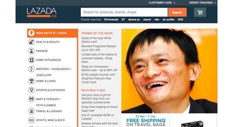 Vi sao Jack Ma bo 1 ty USD mua lai Lazada? - Anh 1