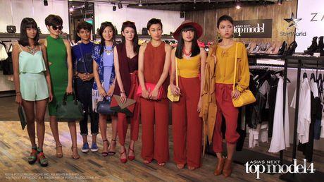 "Asia's Next Top Model: Thi sinh chu nha thang thung ""bat"" giam khao - Anh 3"