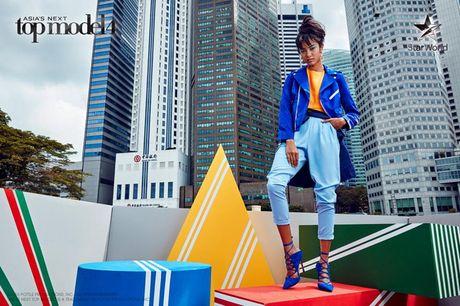 "Asia's Next Top Model: Thi sinh chu nha thang thung ""bat"" giam khao - Anh 7"