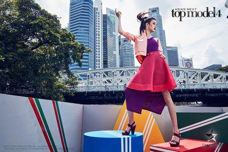 "Asia's Next Top Model: Thi sinh chu nha thang thung ""bat"" giam khao - Anh 8"