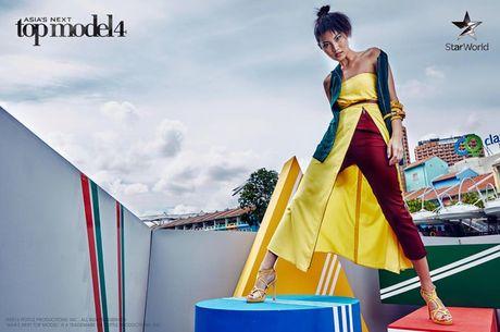 "Asia's Next Top Model: Thi sinh chu nha thang thung ""bat"" giam khao - Anh 9"