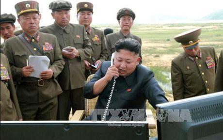 Ong Kim Jong Un dai dien cho quan doi tai Dai hoi Dang - Anh 1