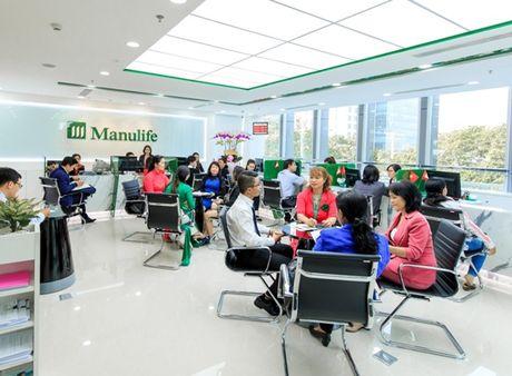 Manulife Viet Nam dung top 2 nhung noi lam viec tot nhat nganh bao hiem - Anh 2