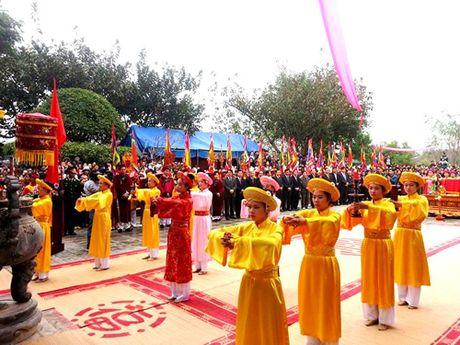 Triet ly nhan sinh trong huyen tich thoi Hung Vuong - Anh 1