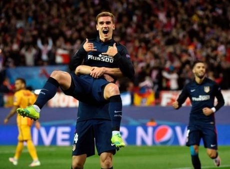 Highlight: Atletico 2–0 Barcelona (Tu ket luot ve Champions League) - Anh 1