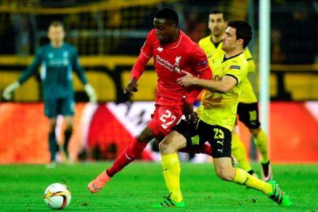 Xem truc tiep Liverpool vs Dortmund 1h45, ngay 15/4 - Anh 1