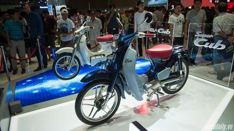"""Xem lai dan xe concept an tuong vua """"dat chan"""" den Viet Nam - Anh 3"""